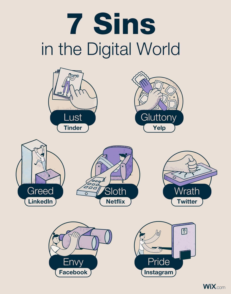 7 sins digital